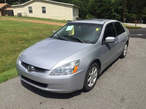 2004 Honda Accord for sale at CAR STOP INC in Duluth GA