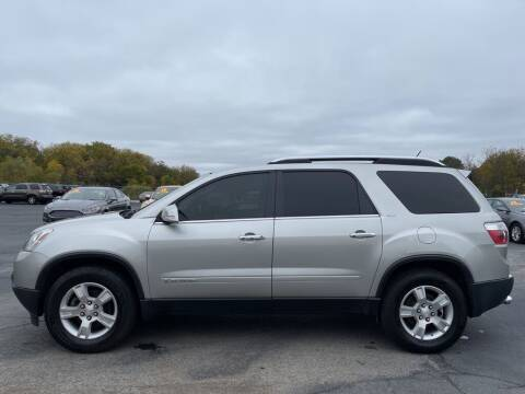 2008 GMC Acadia for sale at CARS PLUS CREDIT in Independence MO