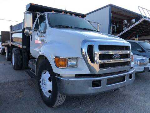 2005 Ford F-650 Super Duty for sale at Brand X Inc. in Mound House NV
