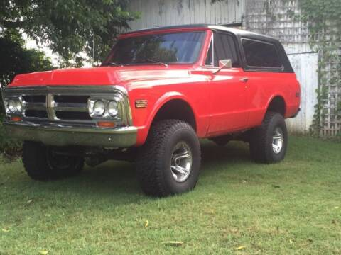 1971 GMC Jimmy for sale at Classic Car Deals in Cadillac MI