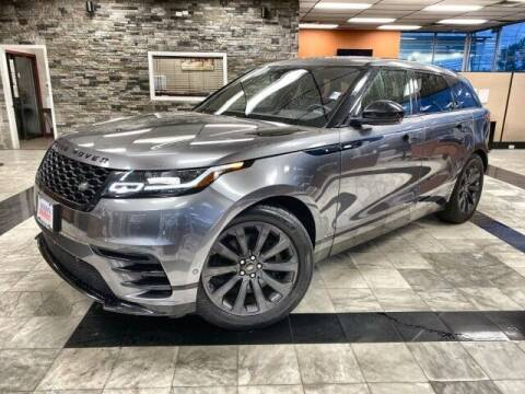 2018 Land Rover Range Rover Velar for sale at Sonias Auto Sales in Worcester MA