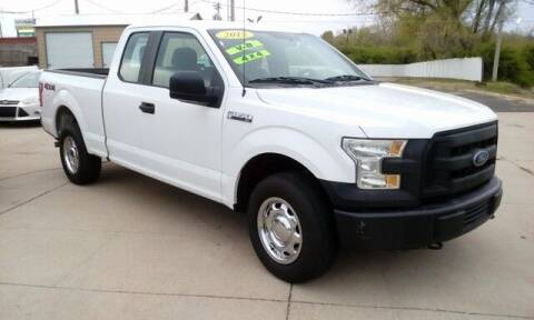 2015 Ford F-150 for sale at Jim Clark Auto World in Topeka KS