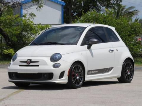 2014 FIAT 500 for sale at DK Auto Sales in Hollywood FL