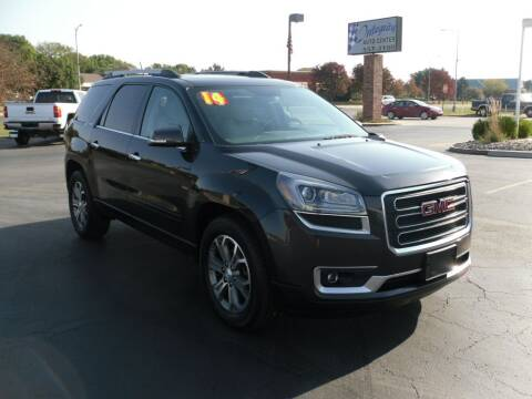 2014 GMC Acadia for sale at Integrity Auto Center in Paola KS