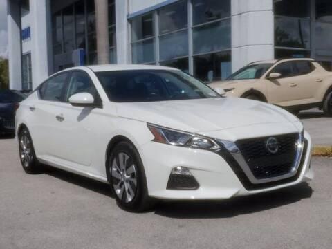 2020 Nissan Altima for sale at DORAL HYUNDAI in Doral FL