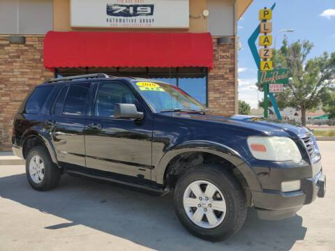 2010 Ford Explorer for sale at 719 Automotive Group in Colorado Springs CO