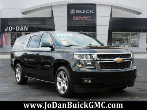 2015 Chevrolet Suburban for sale at Jo-Dan Motors - Buick GMC in Moosic PA