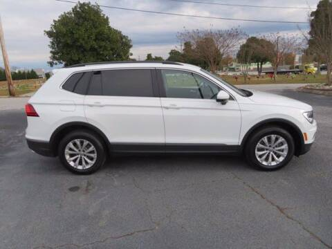 2018 Volkswagen Tiguan for sale at DICK BROOKS PRE-OWNED in Lyman SC
