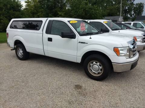 2012 Ford F-150 for sale at Economy Motors in Muncie IN