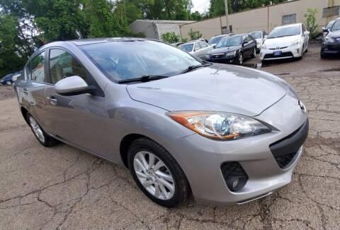 2013 Mazda MAZDA3 for sale at Nile Auto in Columbus OH