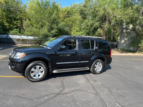 2008 Nissan Pathfinder for sale at 5 Stars Auto Service and Sales in Chicago IL