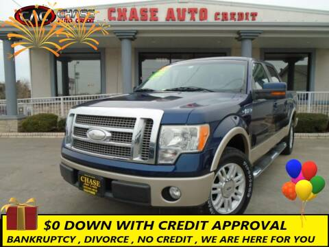 2009 Ford F-150 for sale at Chase Auto Credit in Oklahoma City OK