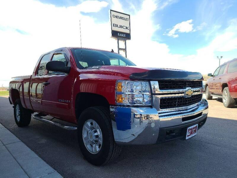 2009 Chevrolet Silverado 2500HD for sale at Tommy's Car Lot in Chadron NE