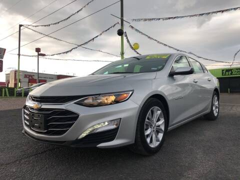 2019 Chevrolet Malibu for sale at 1st Quality Motors LLC in Gallup NM