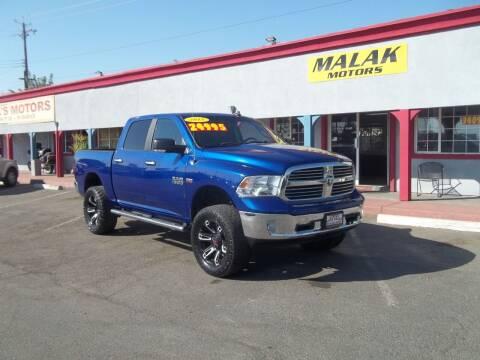 2015 RAM Ram Pickup 1500 for sale at Atayas Motors INC #1 in Sacramento CA