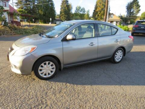 2014 Nissan Versa for sale at Triple C Auto Brokers in Washougal WA