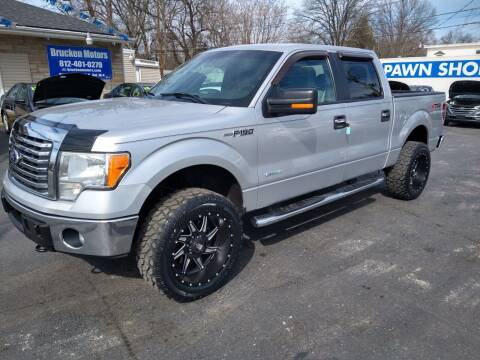 2012 Ford F-150 for sale at Brucken Motors in Evansville IN