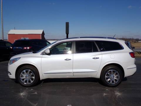 2017 Buick Enclave for sale at Westpark Auto in Lagrange IN