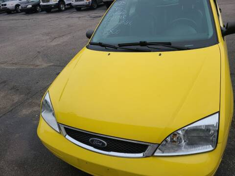 2005 Ford Focus for sale at All State Auto Sales, INC in Kentwood MI