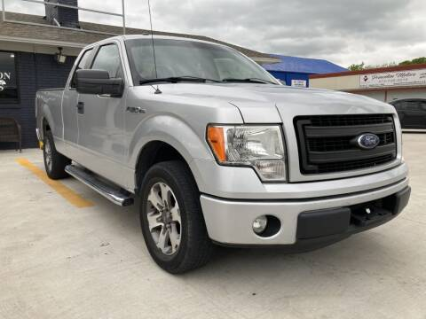 2013 Ford F-150 for sale at Princeton Motors in Princeton TX
