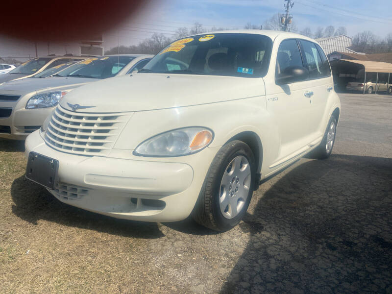 2004 Chrysler PT Cruiser for sale at WINNERS CIRCLE AUTO EXCHANGE in Ashland KY