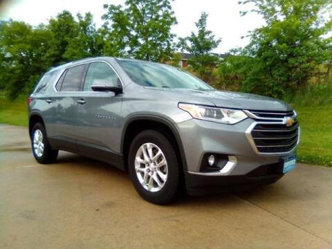 2018 Chevrolet Traverse for sale at MODERN AUTO CO in Washington MO