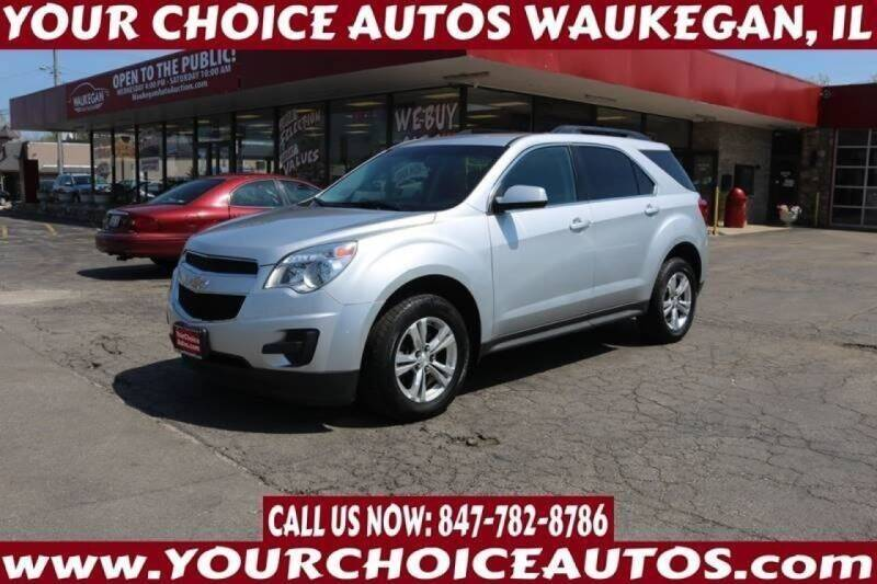 2013 Chevrolet Equinox for sale at Your Choice Autos - Waukegan in Waukegan IL