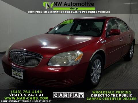 2009 Buick Lucerne for sale at NW Automotive Group in Cincinnati OH