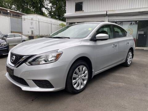 2017 Nissan Sentra for sale at CERTIFIED LUXURY MOTORS OF QUEENS in Elmhurst NY