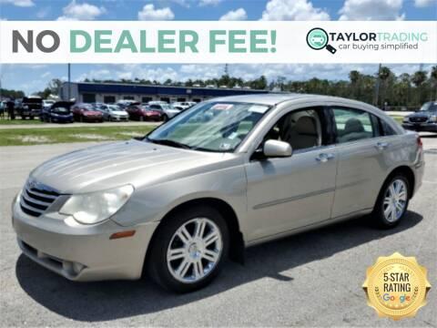 2008 Chrysler Sebring for sale at Taylor Trading in Orange Park FL