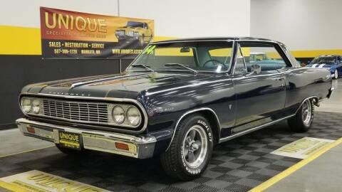 1964 Chevrolet Chevelle for sale at UNIQUE SPECIALTY & CLASSICS in Mankato MN