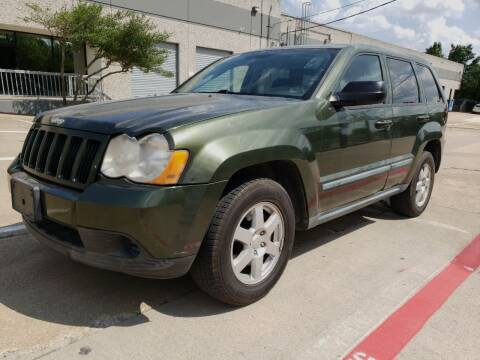 2008 Jeep Grand Cherokee for sale at ZNM Motors in Irving TX