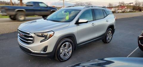 2020 GMC Terrain for sale at Gallia Auto Sales in Bidwell OH