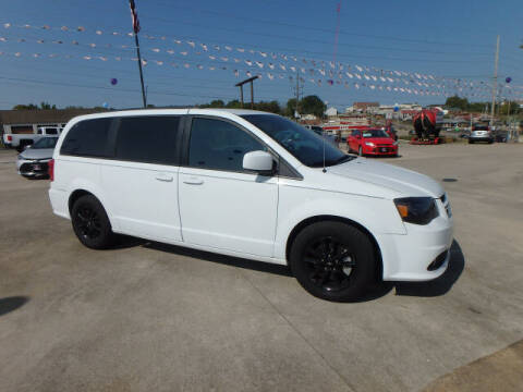 2019 Dodge Grand Caravan for sale at BLACKWELL MOTORS INC in Farmington MO