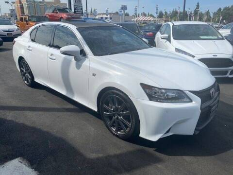 2015 Lexus GS 350 for sale at Carmania of Stevens Creek in San Jose CA