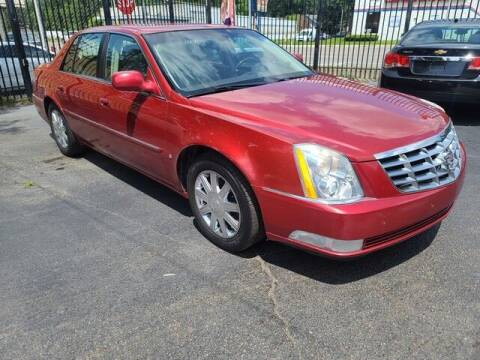 2007 Cadillac DTS for sale at G & R Auto Sales in Detroit MI