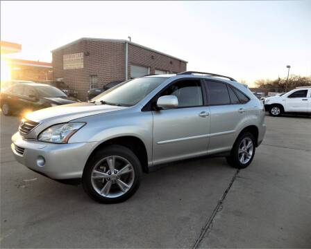 2006 Lexus RX 400h for sale at Lewisville Car in Lewisville TX