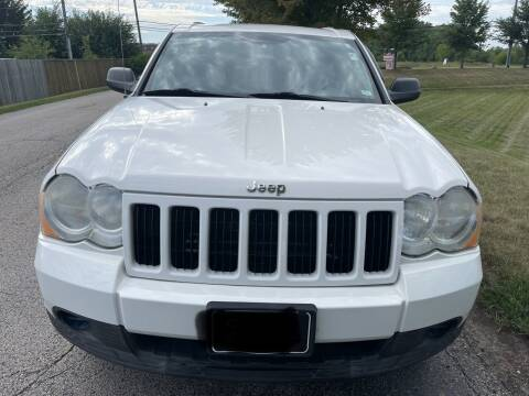 2008 Jeep Grand Cherokee for sale at Luxury Cars Xchange in Lockport IL