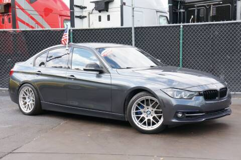 2016 BMW 3 Series for sale at MATRIX AUTO SALES INC in Miami FL
