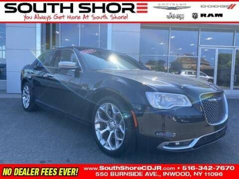 2019 Chrysler 300 for sale at South Shore Chrysler Dodge Jeep Ram in Inwood NY