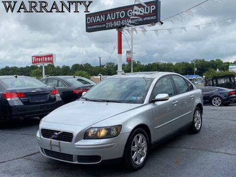 2006 Volvo S40 for sale at Divan Auto Group in Feasterville PA