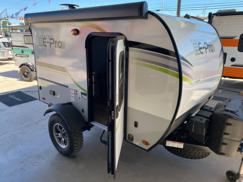 2022 Flagstaff EPRO 12SRK for sale at ROGERS RV in Burnet TX