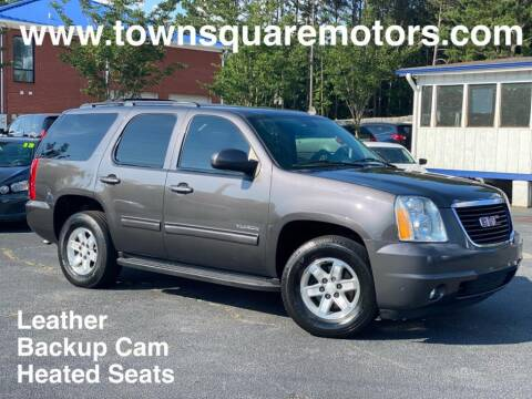 2010 GMC Yukon for sale at Town Square Motors in Lawrenceville GA