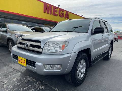 2004 Toyota 4Runner for sale at Mega Auto Sales in Wenatchee WA