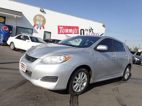 2009 Toyota Matrix for sale at Tommy's 9th Street Auto Sales in Walla Walla WA