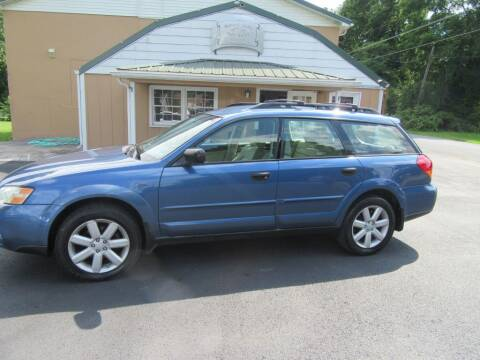 2007 Subaru Outback for sale at Honest Gabe Auto Sales in Carlisle PA