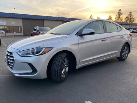2017 Hyundai Elantra for sale at Exelon Auto Sales in Auburn WA