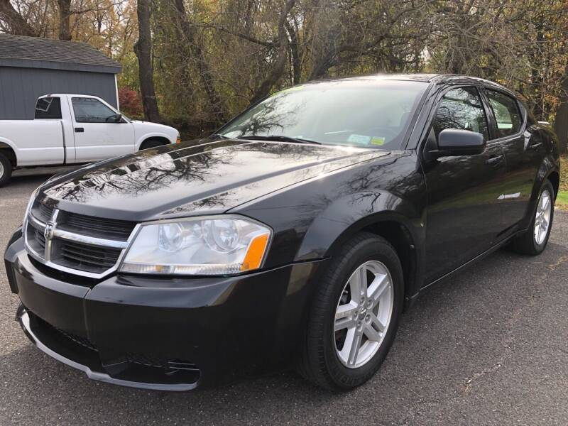 2010 Dodge Avenger for sale at Perfect Choice Auto in Trenton NJ