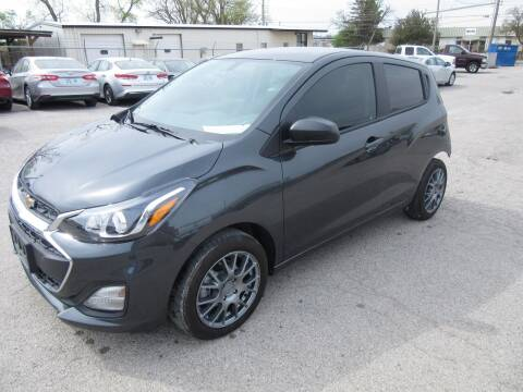 2021 Chevrolet Spark for sale at Grays Used Cars in Oklahoma City OK