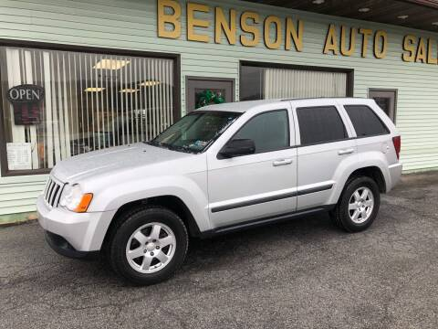 2008 Jeep Grand Cherokee for sale at Superior Auto Sales in Duncansville PA